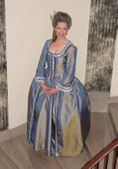 18thc gown
