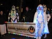 Modesto Celebration Of Lights Parade