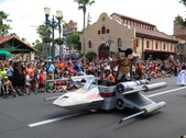 Star Wars Weekends Parade May 29 2015