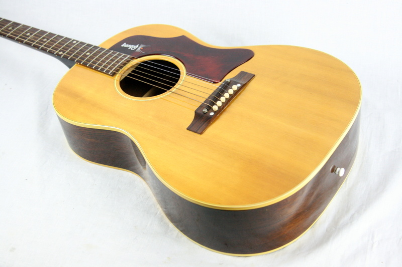 1968 gibson b 25 natural very clean x braced small body acoustic guitar lg 2 l 00 type. Black Bedroom Furniture Sets. Home Design Ideas