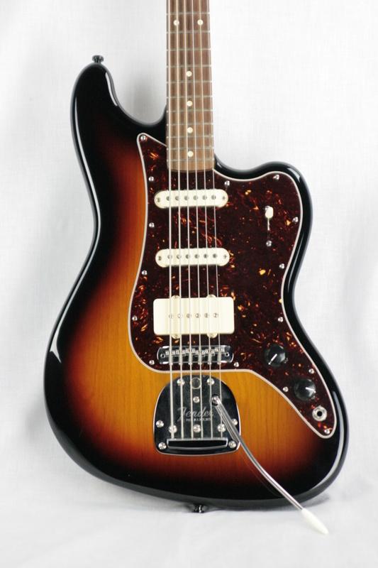2012 fender bass vi pawn shop vintage sunburst electric baritone kansas city vintage guitars. Black Bedroom Furniture Sets. Home Design Ideas