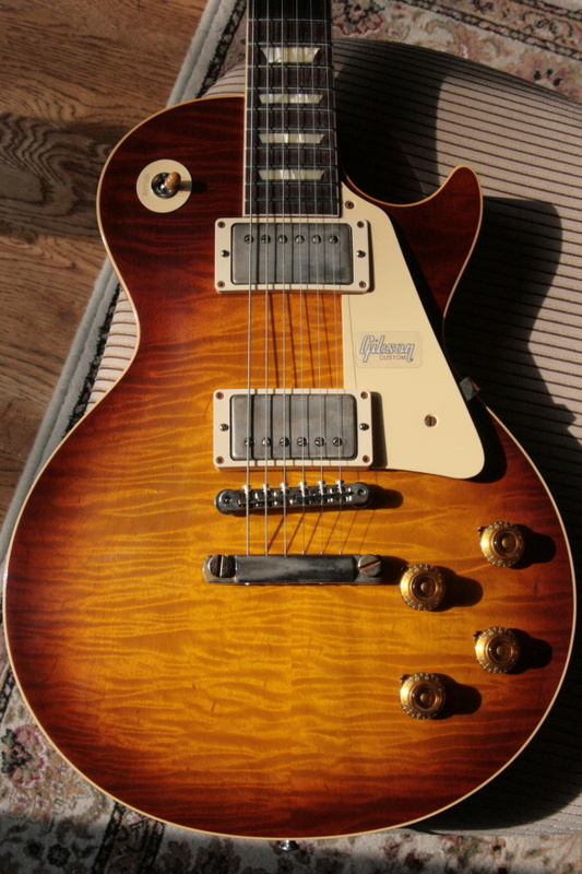 2019 Gibson 1959 Les Paul 60th Anniversary Historic