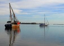 Old Ship on MS Gulf Coast - 2008