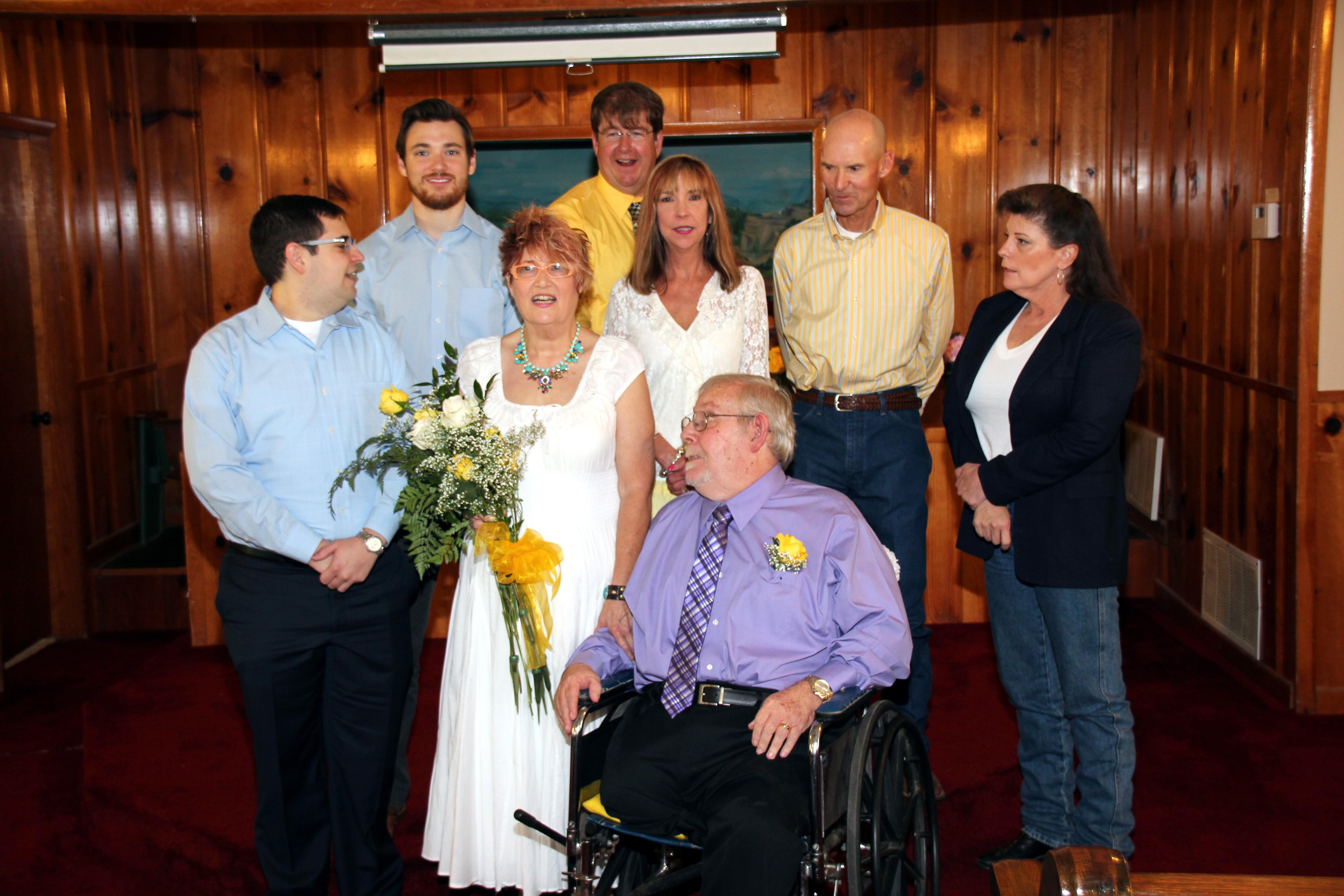 Diane's Wedding