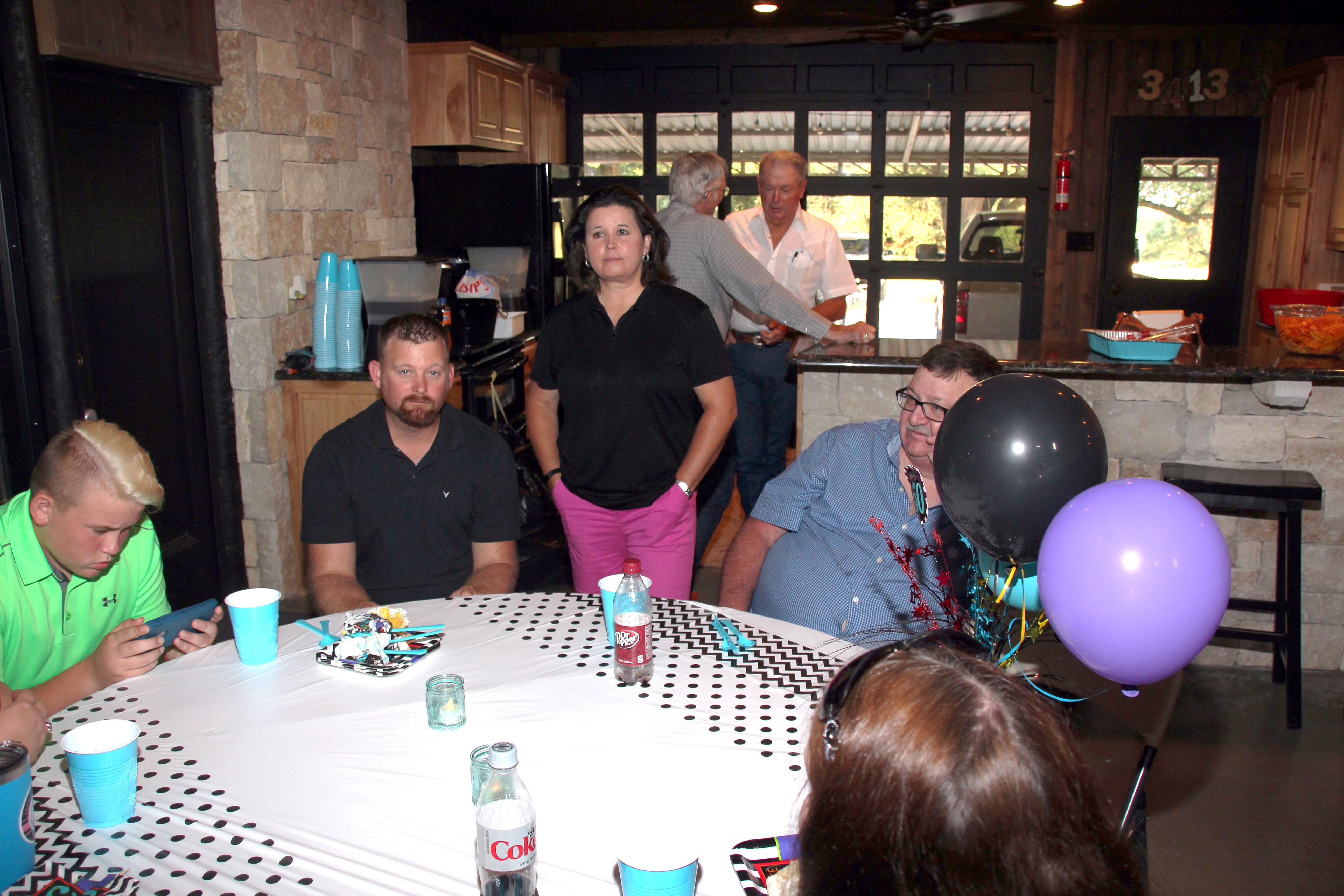 Kelly's 50th Birthday