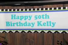 Kelly's 50th Birthday
