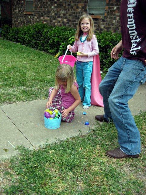 Easter Egg Hunt 2009