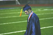 Jason's graduation
