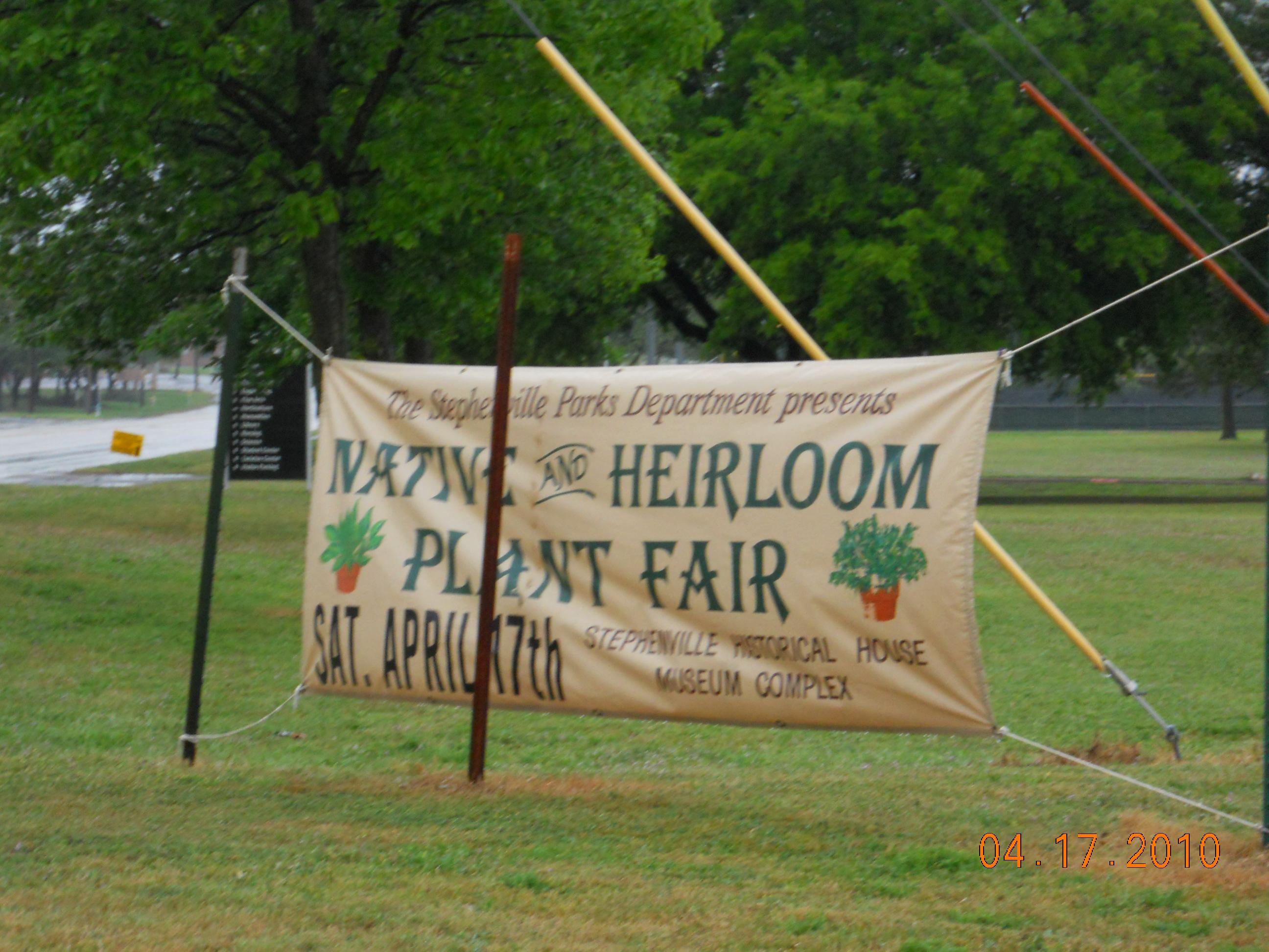 Plant Fair 2010 by Dianne Wilson