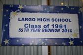 55th Largo High School 1961 Clss Reunion