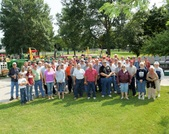 2014 SlowBoys Tractor Ride - Iroquois Co