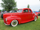2016 Thee Olde Time Farm Show - Car Show