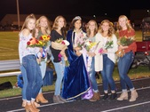 2018 CHS Homecoming - Halle