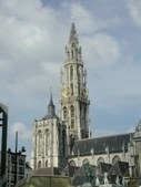 Antwerp and Brussels