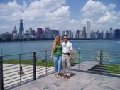 Chicago and a Wedding!