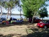 Lake Comanche Camping