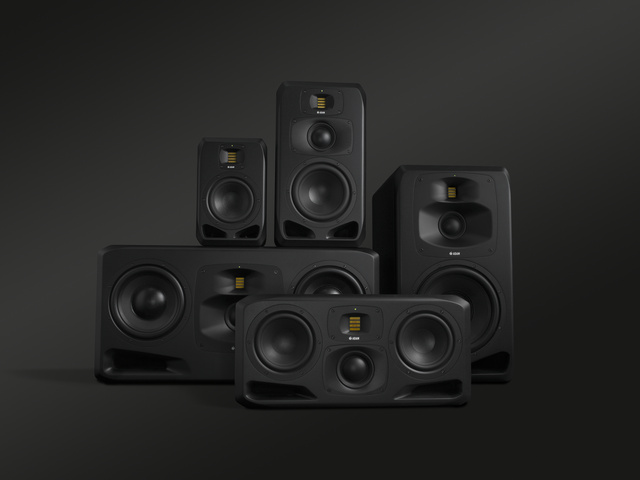 ADAM Audio S Series Family