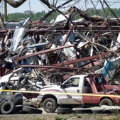 Vilonia Arkansas Tornado