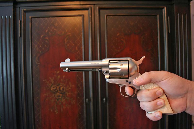 Altamont NEW Gunfighter Grips for BlackHawk/Single Six