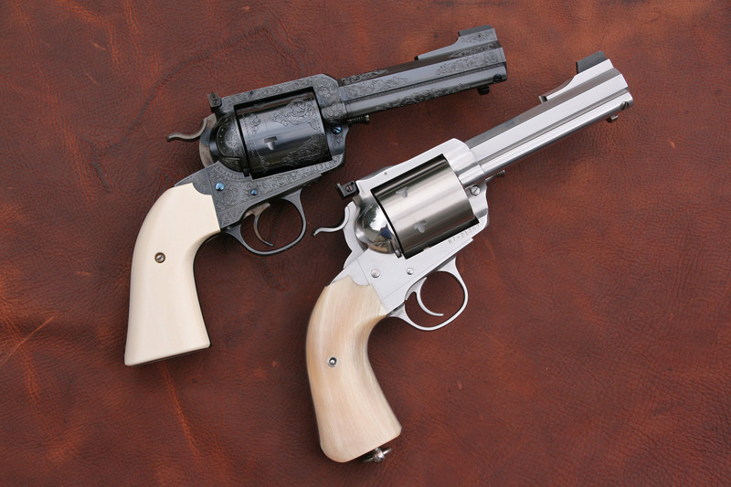 RugerForum com • View topic - Bisley grip frame and recoil