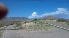 2012 05 22 Willow Fire - Gila