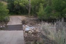 2012 07 18 Mineral Creek Flooding