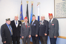 National Commander visit to 6th District