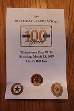 100th Birthday at Oneida County