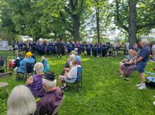 Memorial Day at Gettysburg
