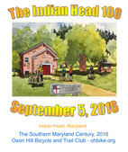 2016 Southern Maryland Century