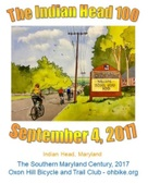 2017 Southern Maryland Century