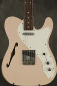 16 Fender 50s LTD Thinline Relic 12-14-1