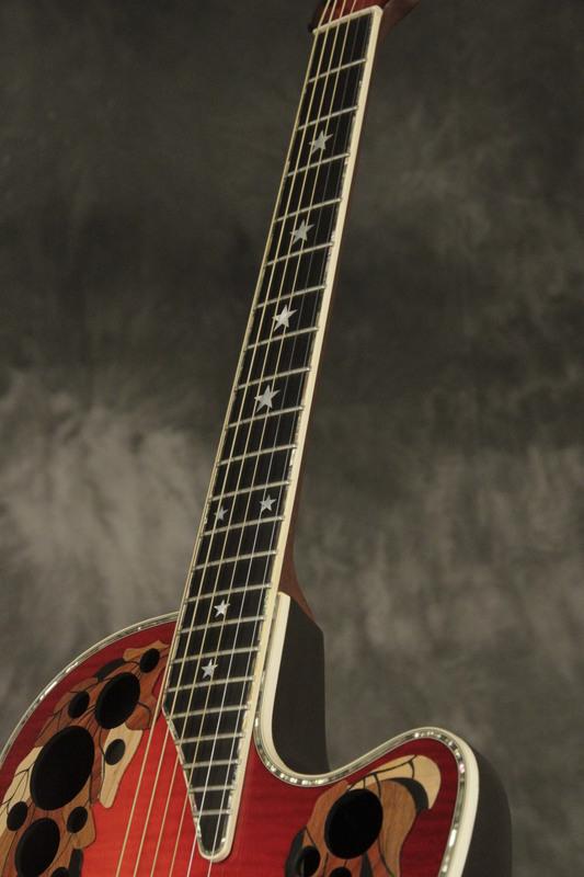 Rare 1996 Custom Ovation Gc Guitar Center 30th Anniversary #16 Of Only #50 Guitars & Basses