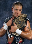 Shawn Michaels Wrestling Promo Photos