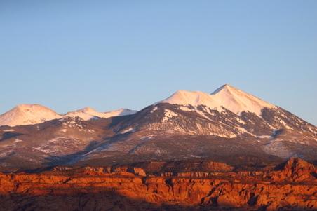Moab Utah - Thanksgiving 2016