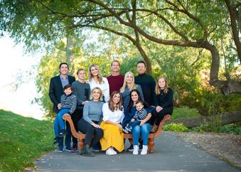 Adri's Extended Family