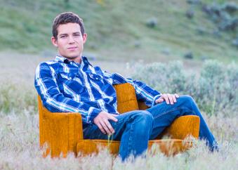 Austin's senior pics