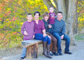 Jen G.'s Family