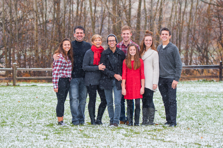Lori B's Family