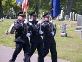 Boston Police Memorial Mass
