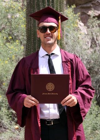 Brians ASU Graduation