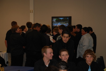 ETHS Freshmen 2008