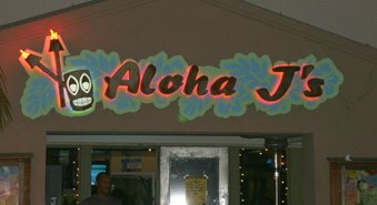 Jacob's Loc at Aloha J's