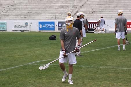 ASU Lacrosse 2011 - 2012