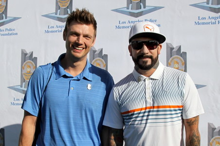 2016 LAPD Memorial Golf Tournament