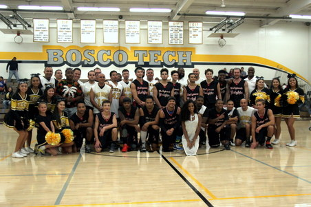 Hollywood Knights vs. Bosco 11-12-15
