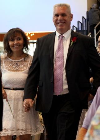 Ron & Marie Braasch Vow Renewal
