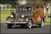 1939 Chevrolet Woodie by Campbell