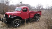 Auction Power Wagons