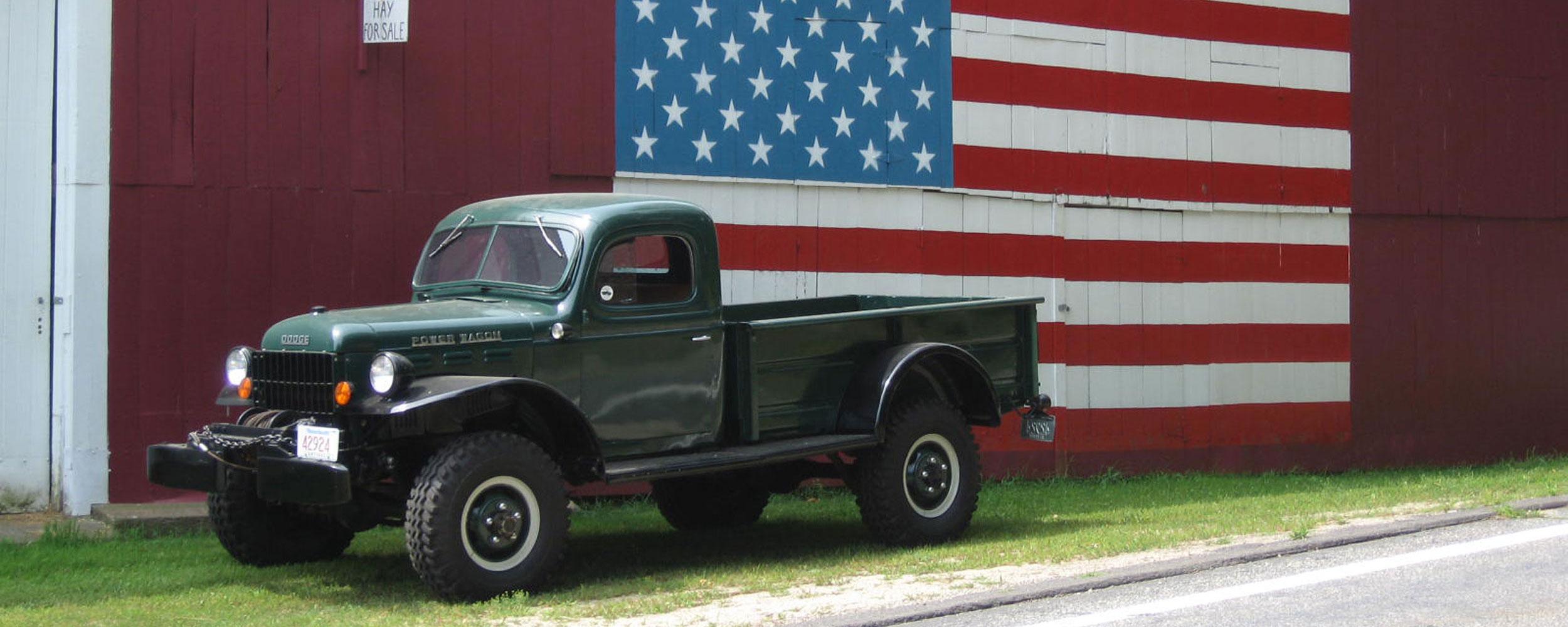 Power Wagon Page 1949 Dodge Joe Cimoch Webster Ma 1968 Wm300